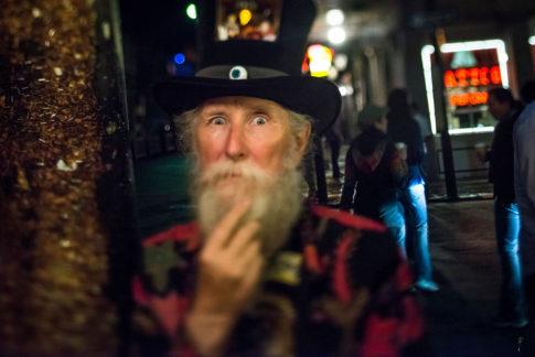 Frenchmen Street Portrait