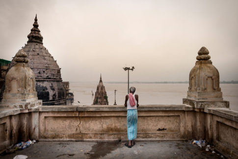 hindu observa ganges