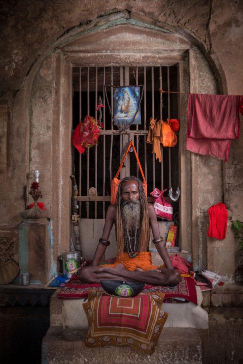 Shadu Varanasi Benares
