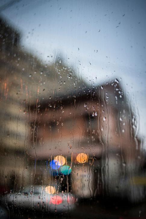 Raining New Orleans