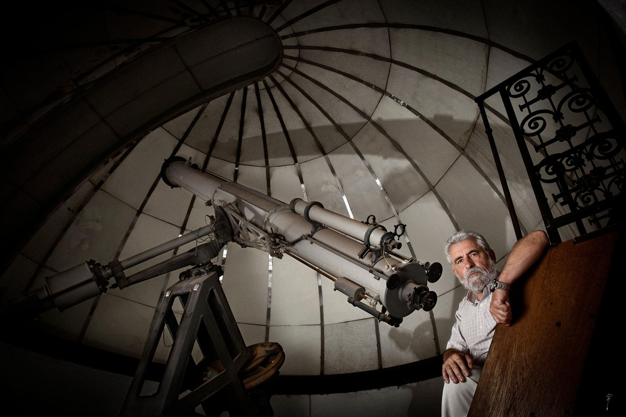 Astrofisico Eduardo Battaner