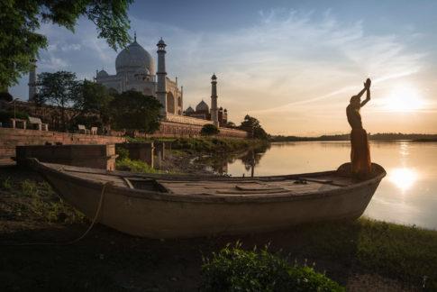 Reza Taj Mahal
