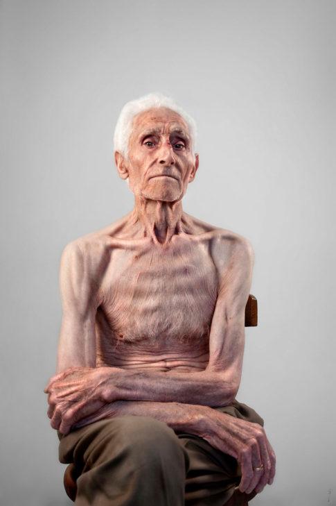 retrato anciano