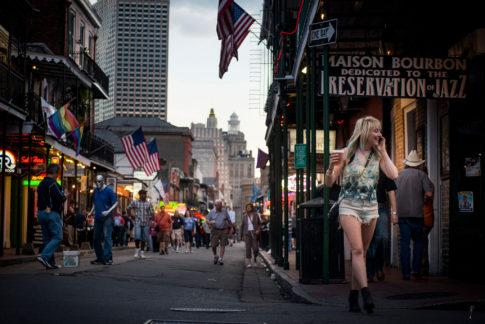 Bourbon Street Ambience