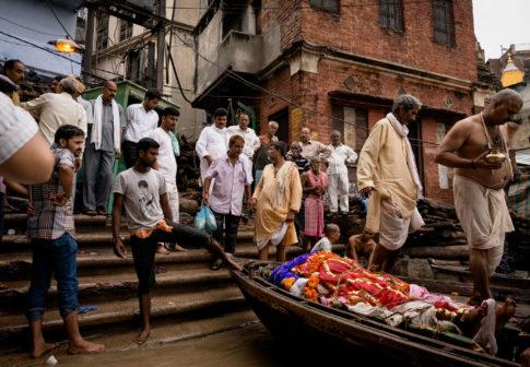Funeral Benares