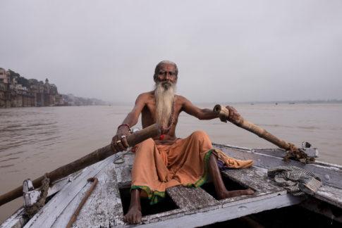 Sadhu Ganges