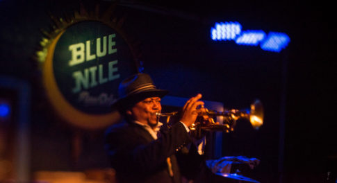 Jazz Blue Nile