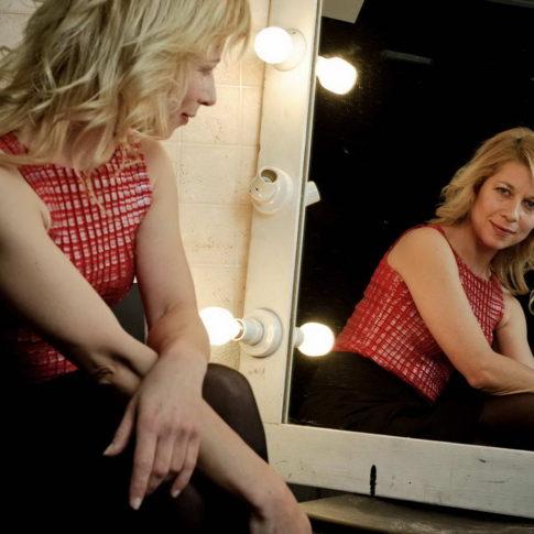 Actriz Beatriz Bergamin