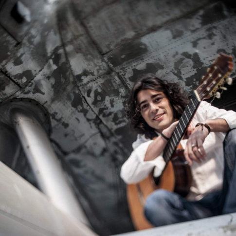 Cantante Javi Cantero