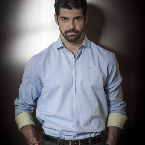 Actor Miguel Angel Muñoz