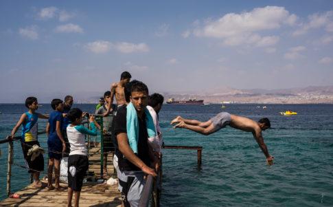 Sur de Jordania