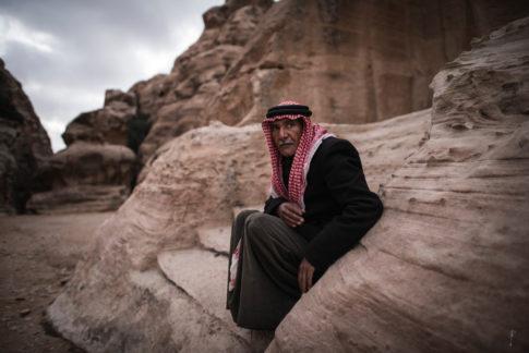 Nomada de Wadi Rum